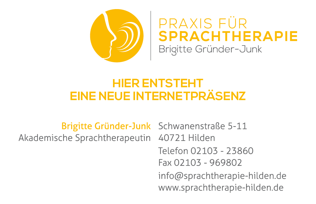 Sprachtherapie Hilden